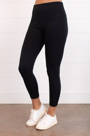 sku17991 | High Waist Premium Textured Leggings