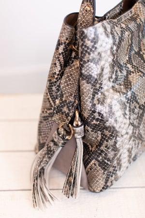 sku17172 | Tassel Hobo Handbag