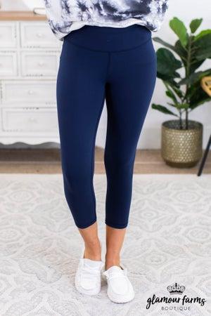 sku11965 | **Daily Deal** Capri Yoga Leggings
