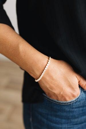 sku18614 | Cubic Zirconia Adjustable Tie Bracelet