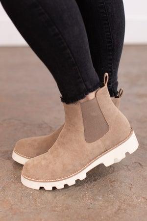 sku17456 | Jessie Chunky Heel Boot