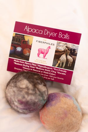 sku14299 | Alpaca Dryer Balls - Set of 3