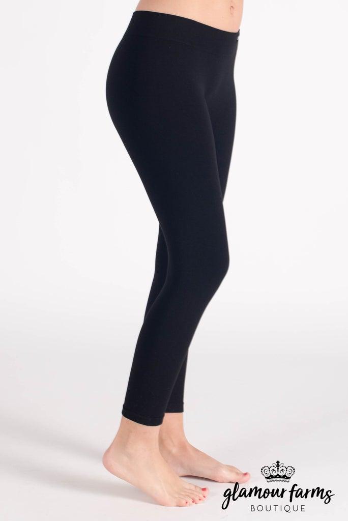 sku012c | Curvy Ahh-mazing Crop Legging
