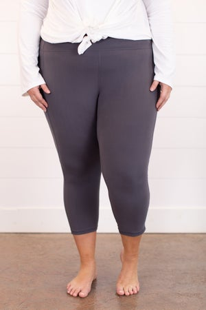 sku15905 | **Daily Deal** Side Pocket Yoga Legging