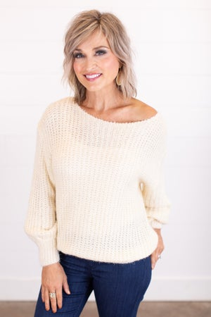 sku16786 | Lurex Knit Sweater