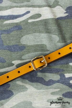 sku12726 | Skinny Belt