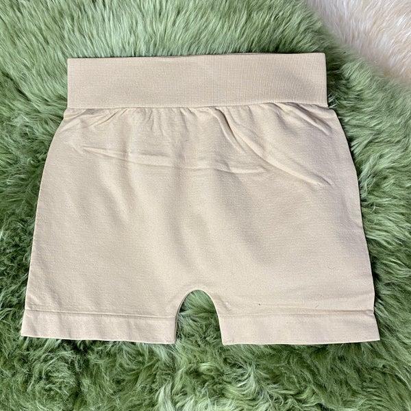 Seamless Mini Shorts