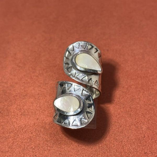 Moonstone Wrap Ring
