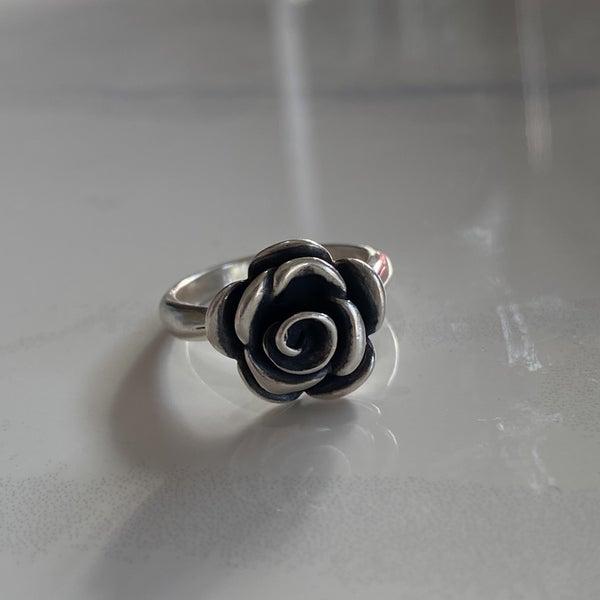James Avery Rose Blossom Ring