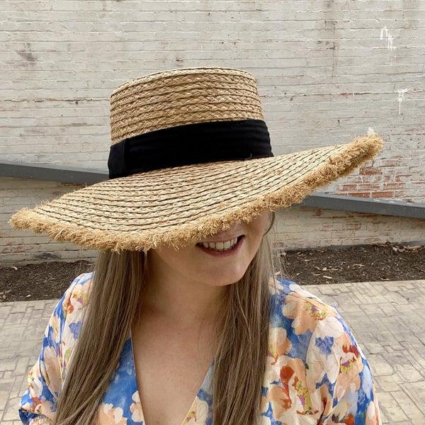 The Rachel Shade Hat