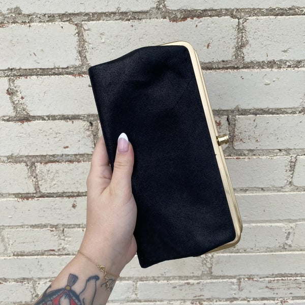 Hobo Leather Snap Wallet