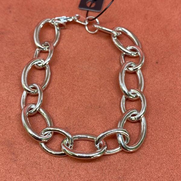 Raymond Mazza Oval Link Bracelet