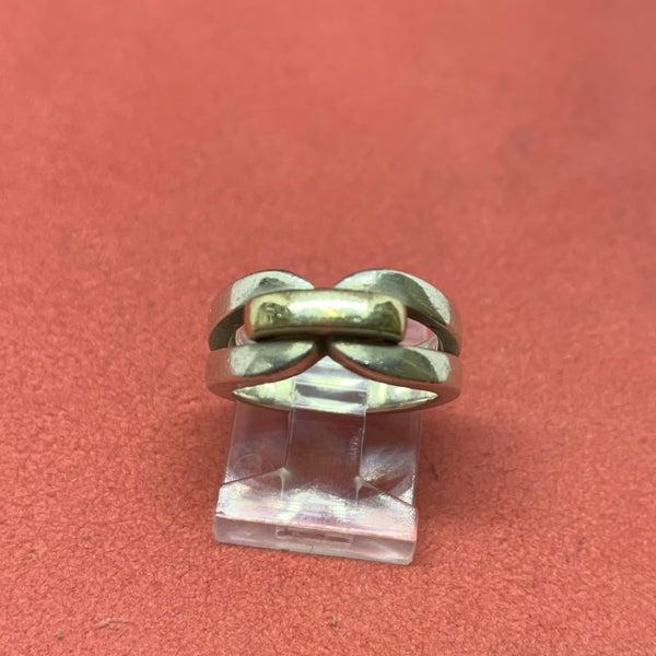 James Avery Sterling Silver Enduring Bonds Ring