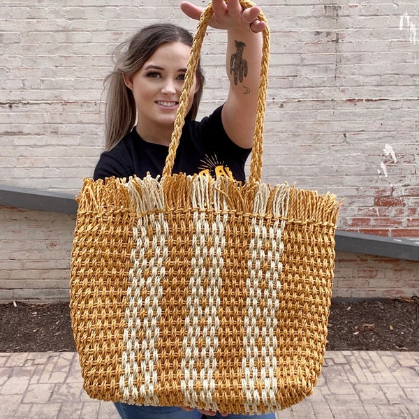 The Rikki Beach Bag