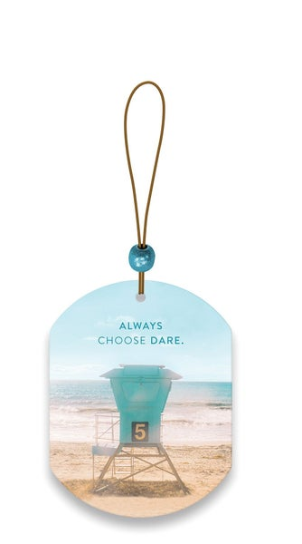 Always Choose Dare Air Freshener