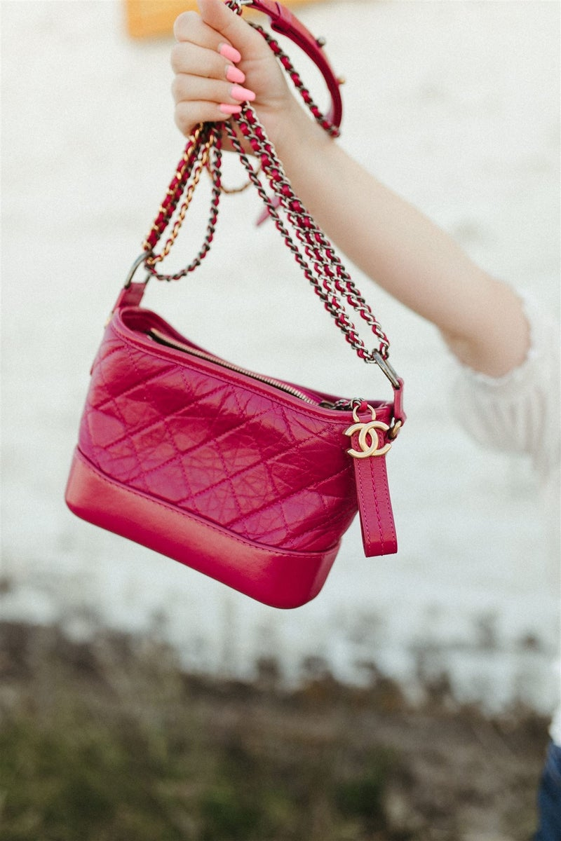 Chanel Mini Gabrielle Handbag