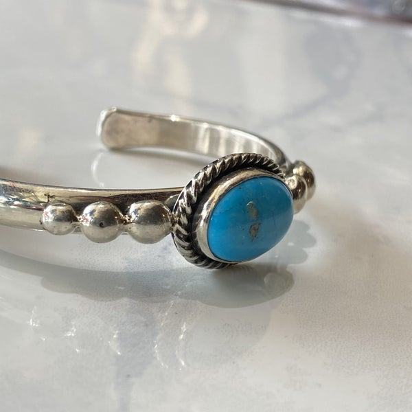 Lovely Turquoise Cuff Bracelet