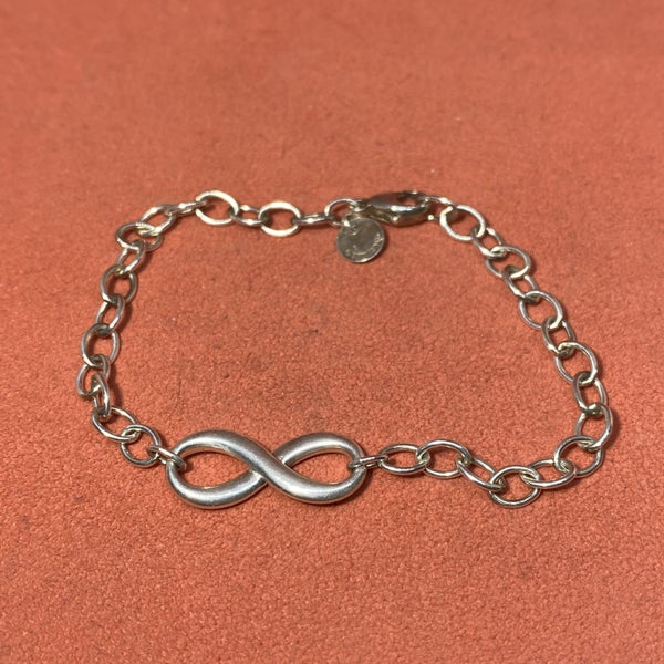 Tiffany & Co. Infinity Cable Bracelet