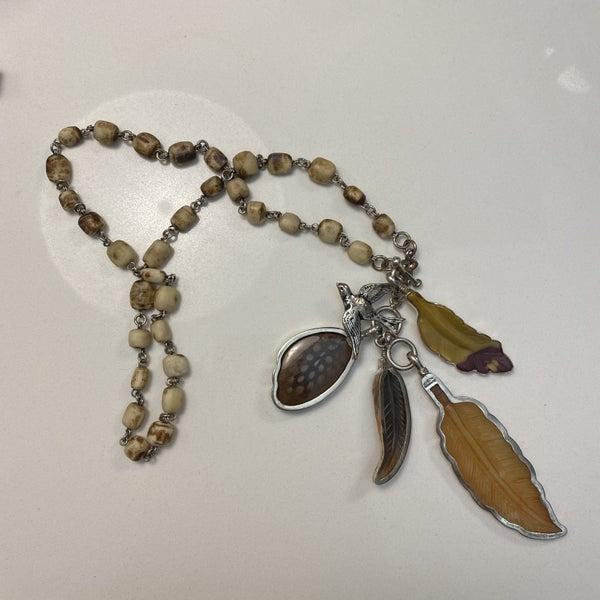 Que Milagro Coreen Cordova Charm Necklace