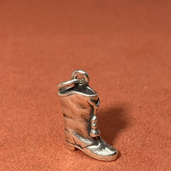 James Avery Drill Team Boot Charm