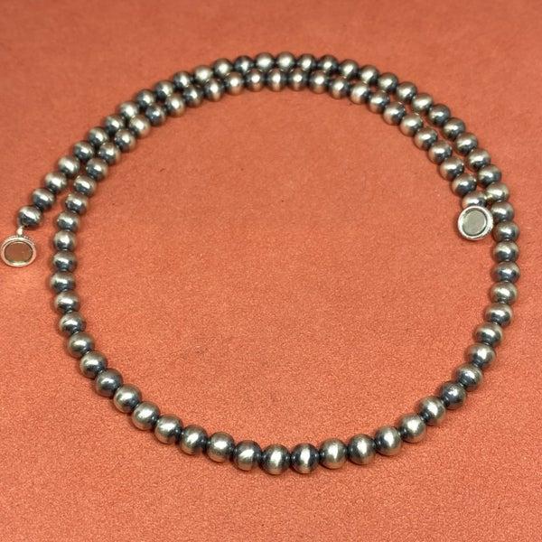 """Navajo Pearl Necklace -20"""""""