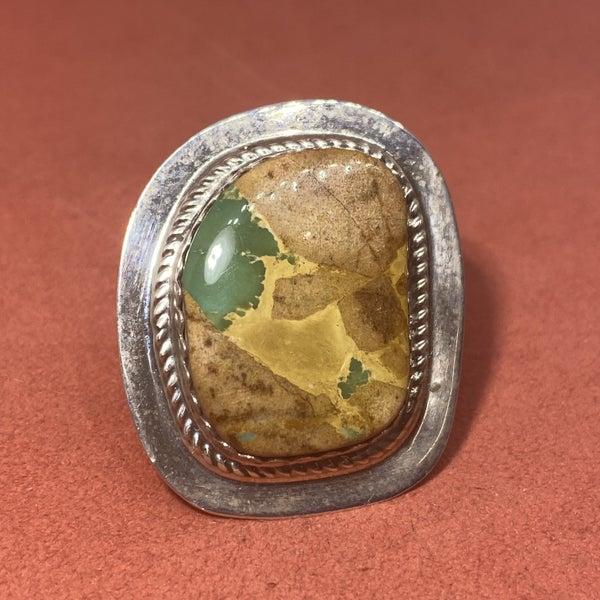 Fabulous Royston Turquoise Ring