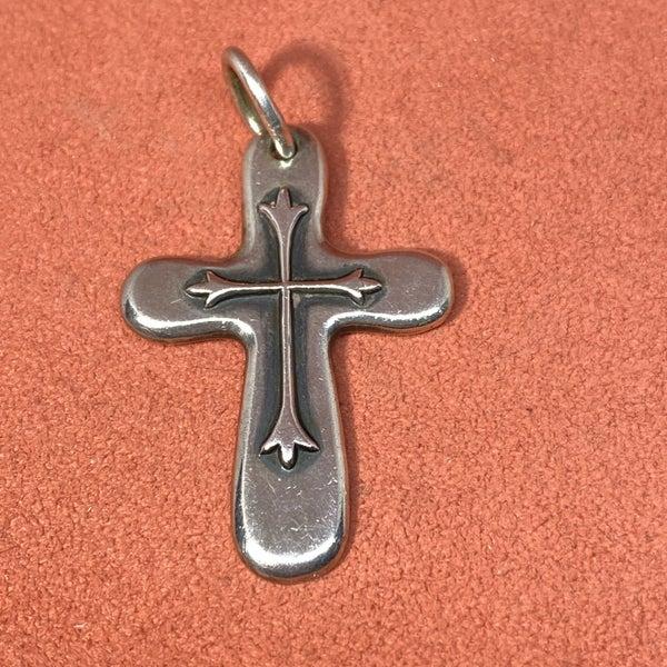 Retired James Avery Cross Pendant