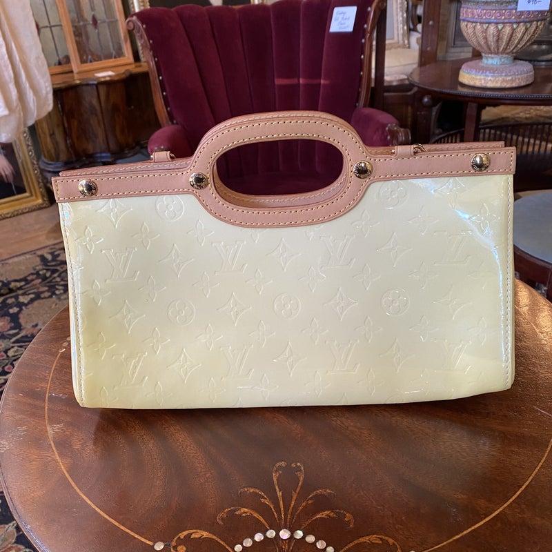 Louis Vuitton Roxbury Drive Citrine Vernis Leather
