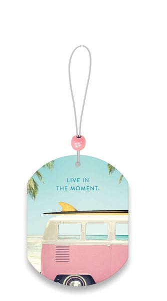 Live in the Moment Air Freshener