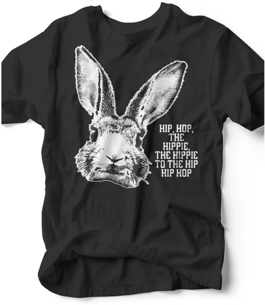 Hip Hip Hop Easter Graphic Tee