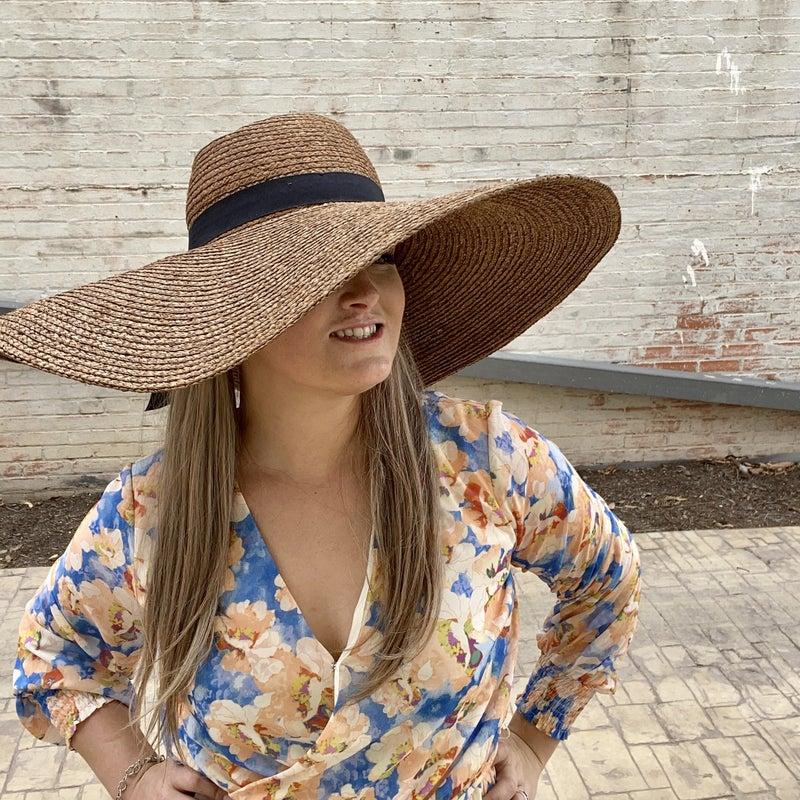 The Scarlett Beach Hat
