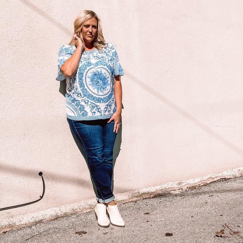 Judy Blue High Waisted Skinny Jeans