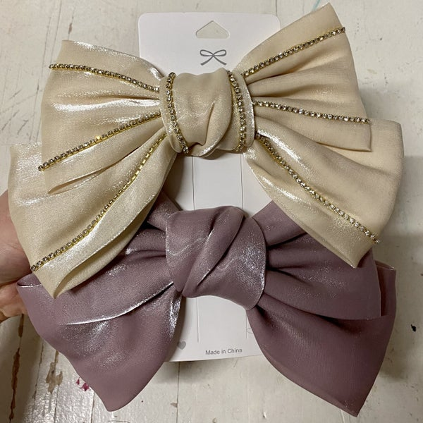 Paula Hair Bow Set