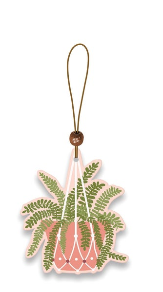Hanging Fern Air Freshener