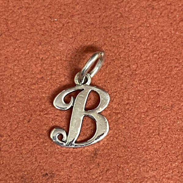 James Avery Initial Charm