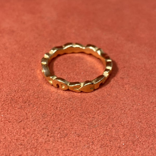 """James Avery """"I Love You"""" Ring"""