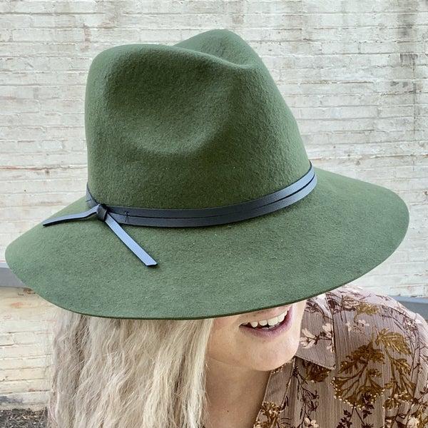 Tarriff Brimmed Hat