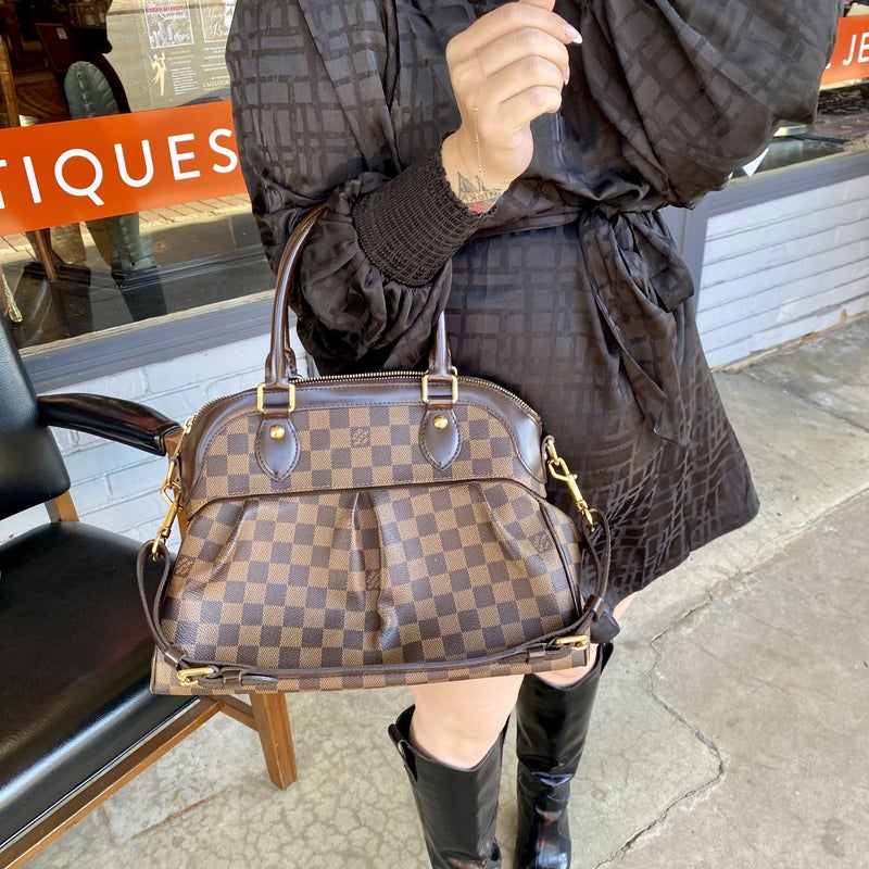 Louis Vuitton Trevi PM Damier Ebene