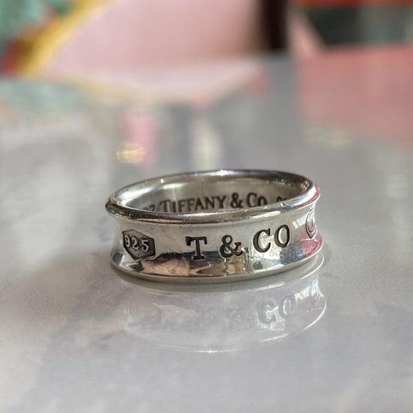 Tiffany & Co. Logo Ring