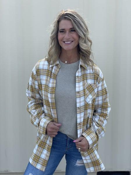 Flannel Bonanza Shirt