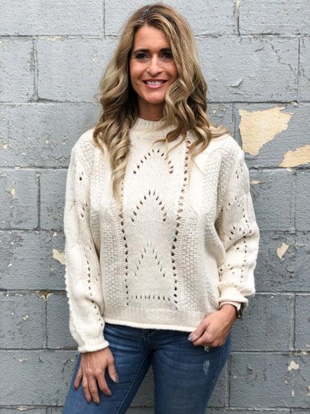 Great Escape Sweater Cream
