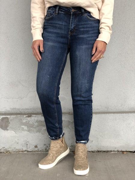 Judy Blue Belle High Waist Jeans 136