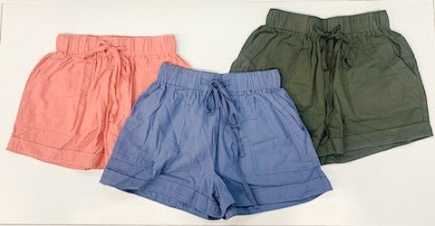 Summer To Go Shorts