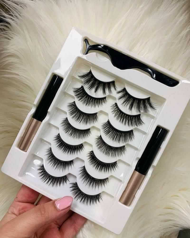Magnetic Liner & Eyelash Kit *Final Sale*