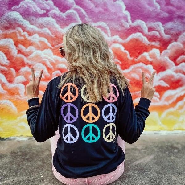 Pre-Order Peace Be Still Crewneck Sweatshirt