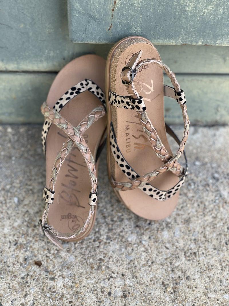 Blowfish Sand Foxtail Sandals