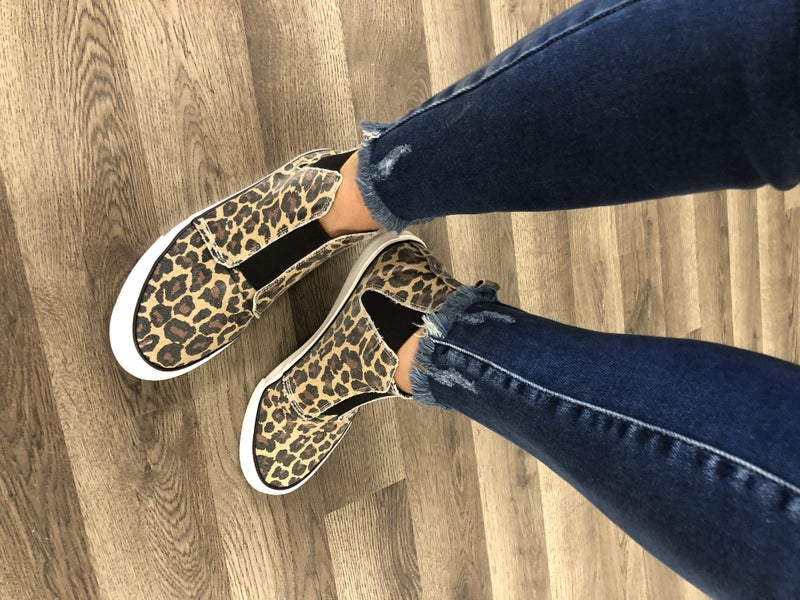 Frankie Animal Sneakers