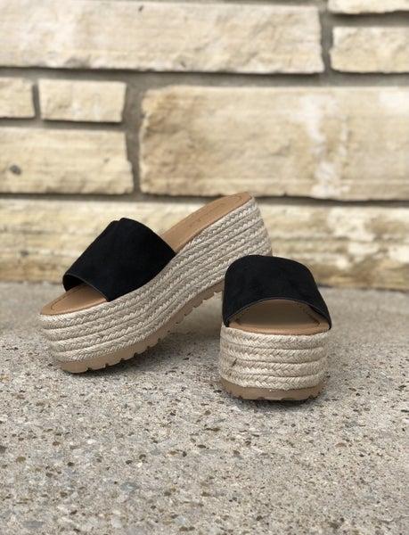 The Grace Platform Sandal