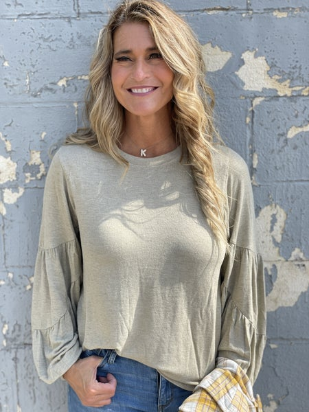 Party On The Sleeve Top