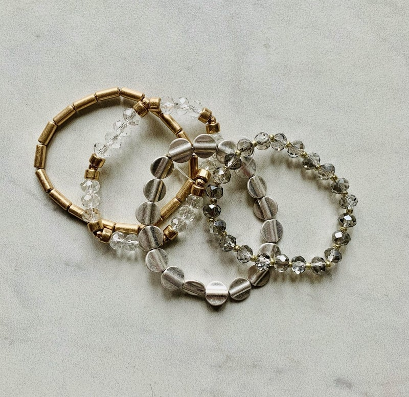 RL Kodachrome Stackable Bracelet Set